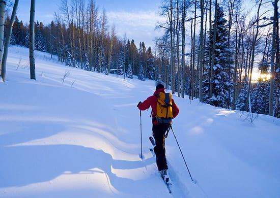 cross-country-ski